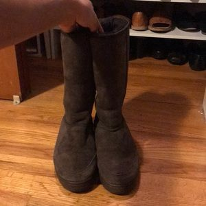 UGG brown Ultra Tall boots